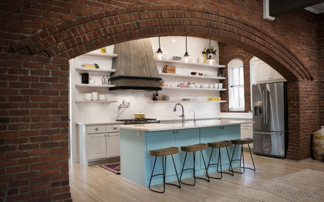 Hope For Architecture Kitchen by Clay Chapman